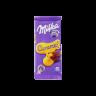 Milka шоколад молочный карамельная начинка